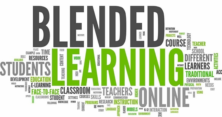 Blended-Learning-Approach